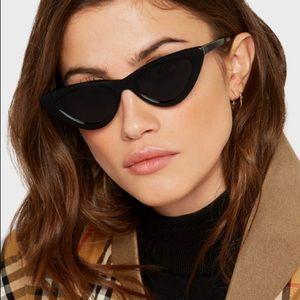 Le Specs Luxe x Adam Selman Lolita Sunglasses